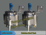 Бак 200L топления Ss304 смешивая