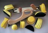 Hook를 가진 3inch Abrasive Hand Sanding Block & Loop 또는 Vinyl