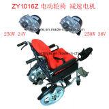 24V 276W 120rpm 남겨둔 & 맞은 힘 전자 휠체어 모터
