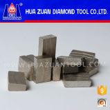 Het Segment van het Graniet van Korea voor het Blad van de Zaag van 1000mm