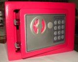 Mini caixa segura econômica com o painel do En para a HOME e o escritório