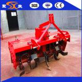 Lavorazione rotativa del trattore che Stubbling coltivatore con le lamierine durevoli larghe
