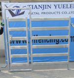 Painéis galvanizados resistentes do gado da venda quente