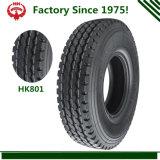 Il GCC di Saso ha certificato tutto il pneumatico radiale d'acciaio del veicolo leggero (650R16 700R16 750R16 825R16 825R20)