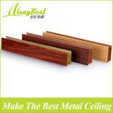 Alumínio decorativa Linear defletor de teto
