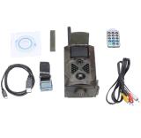 macchina fotografica d'esplorazione larga di sistema di gestione dei materiali GPRS di vista 3G di 12MP 1080P IR