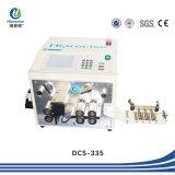 Equipo automático del corte del cable, herramienta que elimina del alambre de la alta precisión