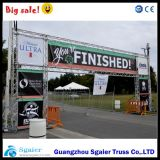 290*290mm Aluminum StartおよびFinish Line Truss、Goal Post Truss、Marathon Truss
