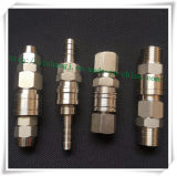 Steel di acciaio inossidabile 6p1a/6s2a Pneumatic Fittings