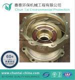 ポンプは深い井戸ポンプ青銅の案内羽根の車輪を分ける
