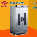 Pane Proofer della pasta dei cassetti del doppio portello 30 del modello a caldo di Hongling per il forno