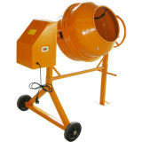 140L Stand Style Electric Portable Concrete Mixter