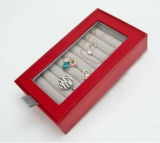 Het Verpakkende Vakje van uitstekende kwaliteit van de Juwelen van het Document van de Douane