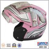 2015新しい到着のオートバイのモジュラーヘルメット(LP502)