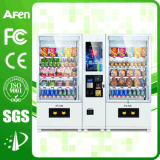 Note Screen Vending Machine mit LCD Advertizing Screen mit Coin Acceptor