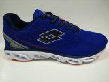 Синие Breathable шнуруют вверх Jogging ботинки для людей