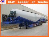 Fábrica 30 toneladas del cemento del transporte de acoplado a granel semi