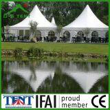 Украшение партии легкое для того чтобы собрать шатер венчания Pagoda Gazebo