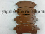 rilievi di freno di ceramica della fibra del carbonio di 04465-Bz010 ATV per Toyota