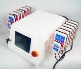 Máquina rápida del laser de Lipo de la carrocería que adelgaza para el uso del salón