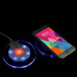 Carregador sem fio Ultrathin da segunda geração para o Android e o iPhone