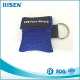 Защитная маска CPR непредвиденный маски CPR дышая
