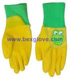子供の庭の手袋