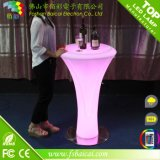 Impermeable Commericial Acrílico LED Bar Stool Partes