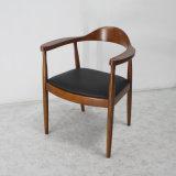 고품질 홈 디자인 가구 고아한 나무로 되는 식사 의자