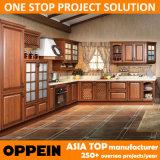 E0 Classic PP L-Shape Kitchen Cabinet (OP14-035)