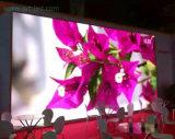 P4.81 풀 컬러 500X500mm 위원회를 가진 옥외 임대료 LED 게시판