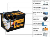 12V 135ah SMF Lead-Acid自動車のトラック電池