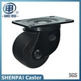 Niedrige Barycenter-Aufgabe-industrielles Fußrollen-Rad