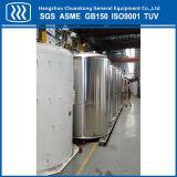 Baja presión industriales líquidos criogénicos nitrógeno del oxígeno del tanque de almacenaje