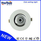 Ce/Rohs 3 Inch 7W COB LED 천장 Light T2 COB LED Downlight