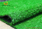 Дерновина травы красивейшего зеленого ландшафта украшения сада синтетическая
