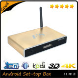 Foison più caldo Android TV Box con Amlogic S812