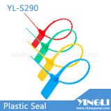 Plastic Container Seals met Logo en Serial Number