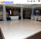 Partido RGB LED a todo color Dance Floor P10.4 de la barra de KTV