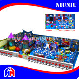 Amusementのための子供Indoor Playground Equipment