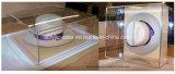 Rectángulo de acrílico claro de la alta calidad 3m m del OEM
