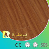 Suelo de madera laminado fonoabsorbente al por mayor del roble blanco del tablón del vinilo