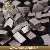 De agressieve Scherpe Concrete Segmenten van de Diamant