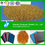 Gelatina industrial para el propósito de la fabricación de papel
