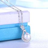 Chinesischer Hersteller-Form-Silber-neuer Typ des Ohrrings (J-0157-E)