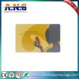 Segurança do smart card da impressão 125kHz RFID de Cmyk para o controle de acesso