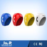 Cabina de teléfono acústica de la fibra de vidrio, cabina de teléfono público, cabina de teléfono acústica robusta