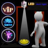 Lumière de projecteur de porte de la lumière LED de projecteur de logo de porte