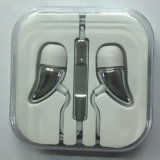 선물 승진 이동 전화를 위한 플라스틱 고추 입체 음향 이어폰