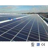TUV/Ceの証明書(JS-150W)が付いている150Wモノクリスタル太陽電池パネル